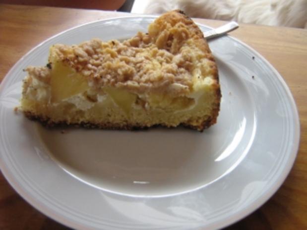 Omas Apfelkuchen mit Streußel - Rezept - Bild Nr. 2
