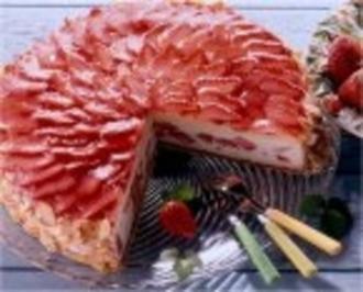 Erdbeer- Frischkäse-Torte - Rezept - Bild Nr. 4