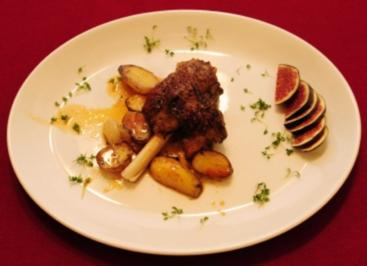 Rezept: Arni Lemonato (Artemis Gounaki)