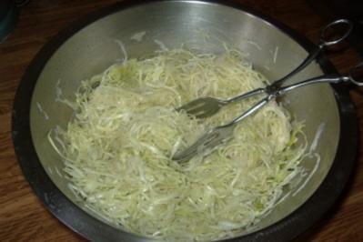 Krautsalat - Rezept