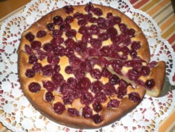 3 Sauerkirschkuchen Mit Kirschen Und Quark Rezepte Kochbar De