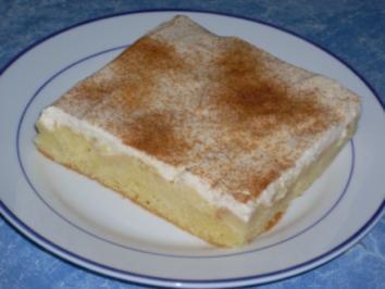 Apfel Schmand Kuchen Blech Rezept Kochbar De