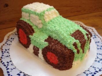 Fendt Traktor Torte Rezept Mit Bild Kochbar De