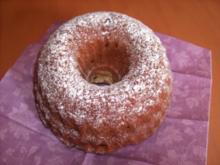 Kokos-Rosinen-Gugelhupf - Rezept