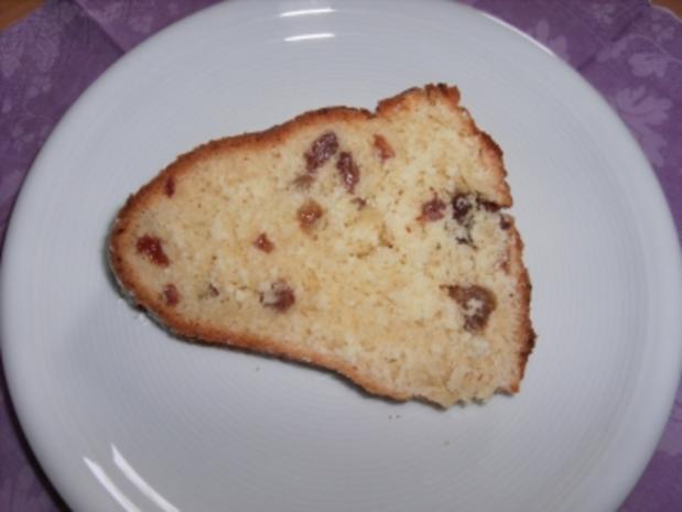 Kokos-Rosinen-Gugelhupf - Rezept - Bild Nr. 2