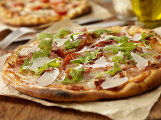 Pizza Rucola - Italienische Rezepte - Bild Nr. 14