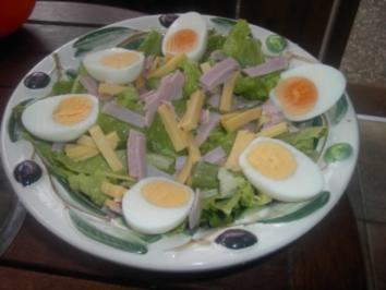 Dänischer Salat - Rezept