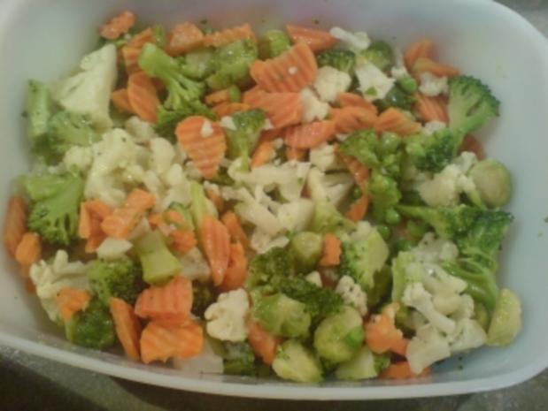 Tortellini-Gemüse-Auflauf - Rezept - Bild Nr. 3