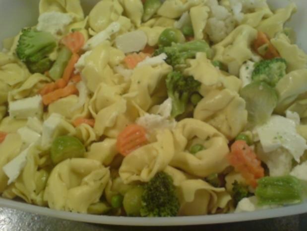 Tortellini-Gemüse-Auflauf - Rezept - Bild Nr. 4