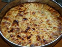 Kartoffel - Zucchini - Gratin - Rezept