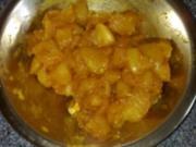Curry-Madras-Huhn - Rezept