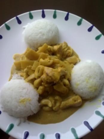 Curry-Madras-Huhn - Rezept - Bild Nr. 3