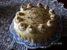 Marzpan-Stachelbeer-kuchen - Rezept - Bild Nr. 2