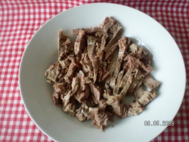 Italienischer Rindfleischsalat - Rezept - Bild Nr. 2