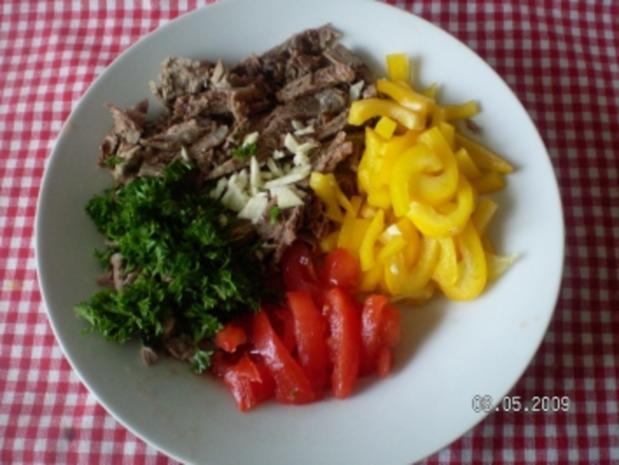 Italienischer Rindfleischsalat - Rezept - Bild Nr. 4