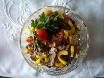 Rezept: Italienischer Rindfleischsalat