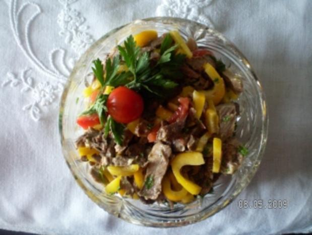Italienischer Rindfleischsalat - Rezept