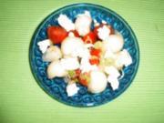 Tomaten-Melonen -Salat - Rezept