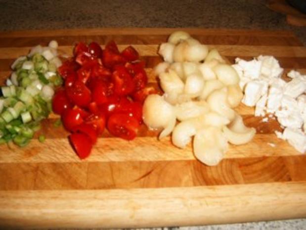 Tomaten-Melonen -Salat - Rezept - Bild Nr. 2