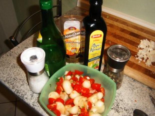 Tomaten-Melonen -Salat - Rezept - Bild Nr. 3