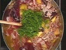 Borschtsch - Rezept
