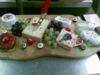 Käseplatte zum Wein - Rezept - Bild Nr. 2