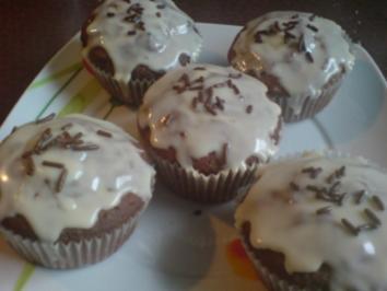 "Muffins ""Banane-Schoko"" - Rezept"