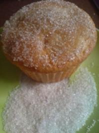 "Muffins ""Zucker-Zimt"" - Rezept"