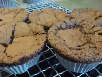 """Muffins """"Brownie"""" - Rezept"""