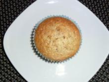 Mandel - Muffins - Rezept