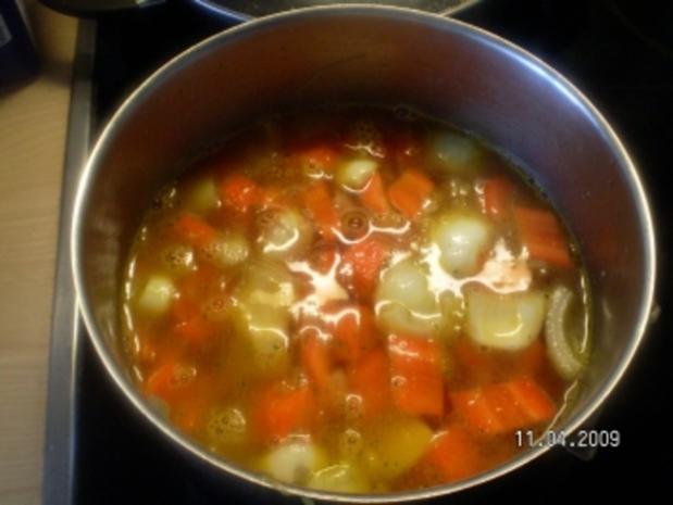 orangen- Möhren-Suppe - Rezept - Bild Nr. 2