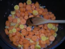 Karottensuppe mit Ingwer - Rezept