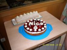 Schneewittchen-Torte - Rezept