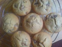 """Muffins """"Pflaume-Zimt"""" - Rezept"""