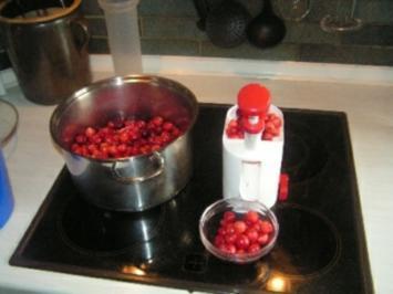 Rezept: Kirschlikör