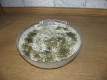 Rezept: CACIK    Türkischer Gurkensalat