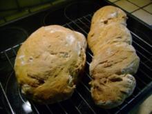 Brot: Krustiges Weizenbrot - Rezept
