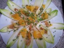 Chicorée-Salat - Rezept