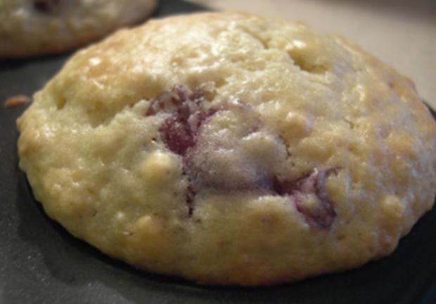 Muffins: Kirschmuffins - Rezept - Bild Nr. 2