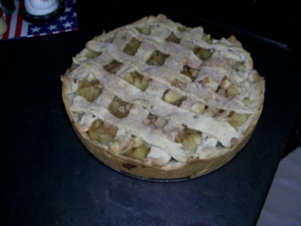 Knuspriger Apfelkuchen - Rezept - Bild Nr. 2