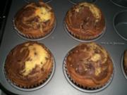 kleine Marmorkuchen - Rezept
