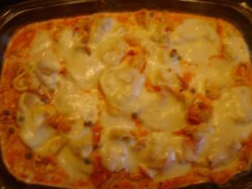 Tortellini-Auflauf - Rezept
