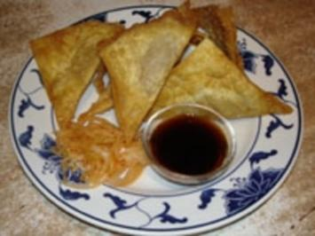 Wan Tang Gebacken - Rezept