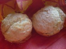 Brot - Blitz-Brötchen - Rezept