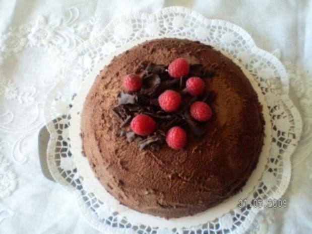 Himbeertrüffel-Torte - Rezept - Bild Nr. 9