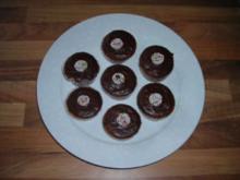 Schokomuffins  ... für die man(n) seine Seele verkauft - Rezept