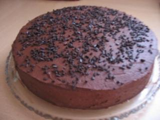 Schnelle Schoko Sahne Torte Rezept Mit Bild Kochbar De