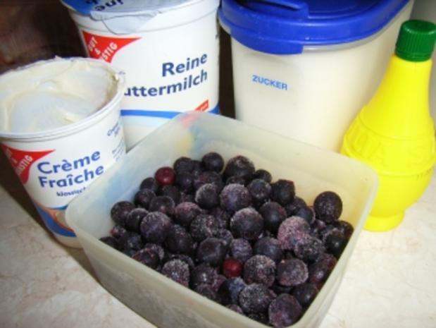 Frucht-Kaltschale - Rezept - Bild Nr. 2