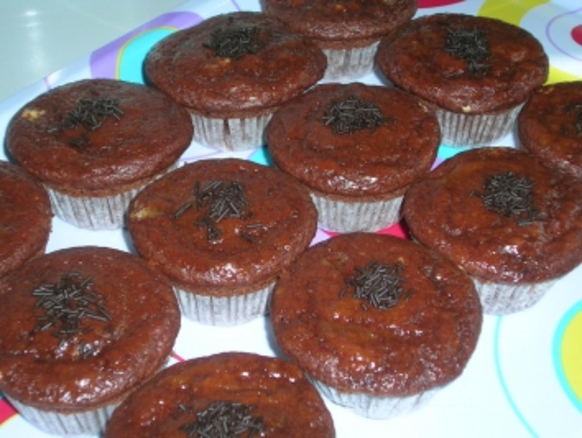 schokoladige marillen muffins rezept mit bild. Black Bedroom Furniture Sets. Home Design Ideas