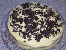 Oma's Schokoladentorte - Rezept